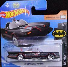 Hot wheels TV Series Batmobile Batman 4/5 2020 197/250 GHB94-D521 '66 DC caja M