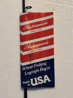Shakespeare 98% Graphite BC 4060-1MH made in U.S.A. fishing rod