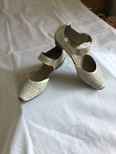 RIEKER ANTISTRESS ladies shoes Leather Size 39 Pre-owned VGC Soft And Comfy