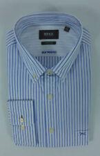 Gestreifte Herren-Freizeithemden & -Shirts mit Button-Down-Kragen Hemd-Stil