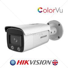 Hikvision ds-2cd2t47g1-l 2.8 mm 4 MP colorvu Netzwerk Nacht Farb Überwachungskamera