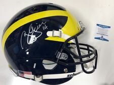 0ae4c86e4 BRIAN GRIESE SIGNED MICHIGAN WOLVERINES FULL SIZE HELMET BECKETT COA