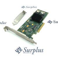LSI SAS 9211-8i 8-port 6Gb/s Internal (IT-MODE) ZFS JBOD HBA / (IR-MODE) RAID