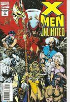°X-MEN UNLIMITED #5 HARD PROMISES° US Marvel 1993  68 Seiten J.F. Moore