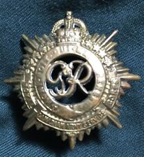 LONG POINT ROYAL CANADIAN ARMY SERVICE CORPS WWII cap badge Canada RCASC