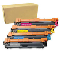 4PK TN221 TN225 Color Toner for Brother HL-3140CW HL-3170CDW MFC-9130CW 9330CDW