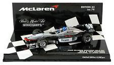 Minichamps McLaren MP4-98T 2 Seater M & E Hakkinen 1/43 Scale