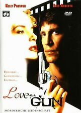 Love is a Gun mit Eric Roberts, Kelly Preston, Eliza Roberts, R. Lee Ermey NEU