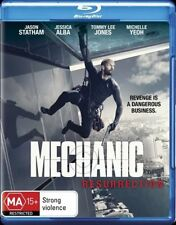 Mechanic - Resurrection (Blu-ray, 2016)