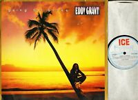 EDDY GRANT going for broke ICELP 6001 german ice 1984 with inner LP PS VG/VG