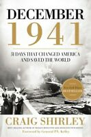 December 1941: PB 31 Days that Changed America and Saved the World .. NEW