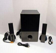 ALTEC LANSING VS4121 Powered Multimedia Audio Speaker System (C)