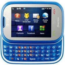 """Pantech Pursuit P9020 BLUE 3G Touch Screen Qwerty Phone. """"UNLOCKED"""" -New-Other *"""
