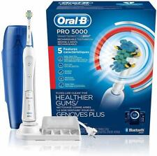 Oral-B Pro 5000 SmartSeries Power Rechargeable Electric Toothbrush/ Bluetooth