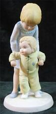 Frances Hook - Helping Hands from A Child'S World - Figurine by Roman - 1980