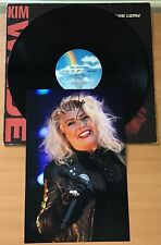"KIM WILDE,YOU CAME,AND STONE,VINTAGE 1988 12"" 45rpm,+12x8"" HAND SIGNED PHOTO,COA"