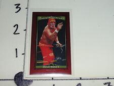 Hulk Hogan - 2013 GOODWIN CHAMPIONS #93 Magician Mini SSP/13 - WWE WWF