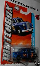 Matchbox 2013 AUSTIN FX LONDON TAXI #38 60th Anniversary - LAST ONE - SHIPS FREE