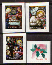 CANADA 2011 CHRISTMAS SET OF 4 UNMOUNTED MINT,MNH.