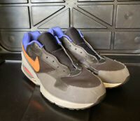 Nike Air Max ST Crimson Grey 652976-004 Used Men's Size 10.5 Running Shoes