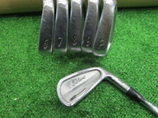Titleist 712 CB Iron Set 5-9+PW RH Dynamic Gold S200 G1019