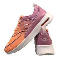 New! Nike Air Max Thea Ultra Women's Shoes Size Uk 5.5 Orange Trainers EUR 38.5