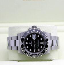 Rolex GMT Master II aus 2010 - Ref: 116710LN - 03.17 Service