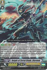 CARDFIGHT VANGUARD CARD: KNIGHT OF SERIAL BLADE, DIARMUD - G-BT09/055EN C