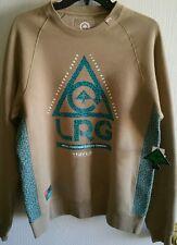 LRG logo fleece,  sizes S & M