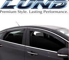 Lund 184800 Ventvisor Elite Side Window Shades 4-Piece for 07-12 Nissan Altima