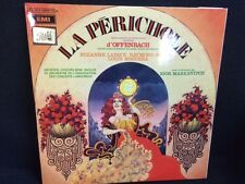 OFFENBACH - MARKEVITCH - LA PERICHOLE - EMI / PATHE - 2 LP SET - FRENCH PRESS