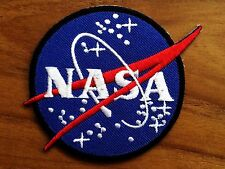 """NEW""Nasa Sign Space Symbol Discovery Logo Applique Iron on Patch #2"