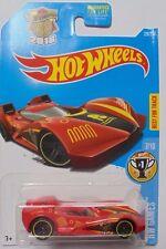 2016 Hot Wheels HW GAMES 7/10 Scoopa Di Fuego 237/250 (Red Version)