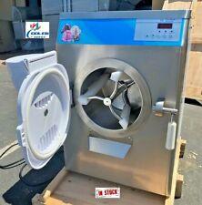 New Gelato Machines Batch Freezergelato Ice Cream Dipping Cabinet Freezer Nsf