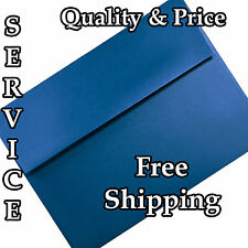 Deep Ocean Blue A7 A6 A2  Envelopes for Cards Invitations Announcements & Crafts