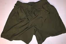 USMC DRI-DUKE MARINES PT MOISTURE MANAGEMENT MICROFIBER SHORT TRUNKS MARINES XL