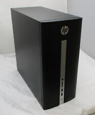 HP PAVILION DESKTOP 550-227C AMD A10-8850 RADEON R7 3.9GHz Ram 16GB SSD 480GB