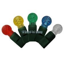 G12 multi 5 Color LED Lights - Christmas Lights