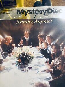 Murder Anyone?—-mystery Disc —-laserdisc