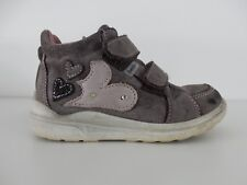 Ricosta Kinder Schuhe Klettschuhe Gr.25 mittel Leder Sympatex