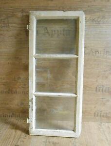 Altes Fenster, Holzfenster, shabby chic, Sprossenfenster, Fensterflügel