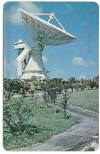 More details for caribbean - trinidad & tobago earth station phonecard t&t-au4 - catalogue rrrr