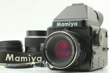 [Mint] Mamiya 645E Film Camera Body + Sekor C 55mm 80mm f2.8 Lens From JAPAN 424