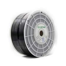"New listing 1/4""Od x 656 ft Polyurethane Tubing Black"