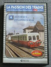 La passion des trains, autorails des années 50-60 - vol 4 , DVD