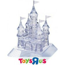 Clear Castle 3D Crystal Puzzle