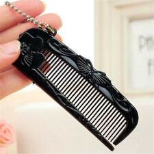 Butterfly Plastic Hair Comb Pocket Comb Travel Portable Folding