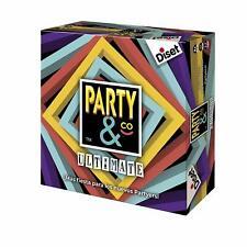 Diset 10084. Juego de mesa Party & CO Ultimate- 4 a 10 jugadores- Más 16 años