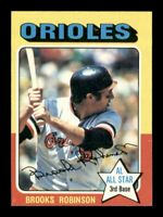 1975 Topps Set Break # 50 Brooks Robinson NM *OBGcards*