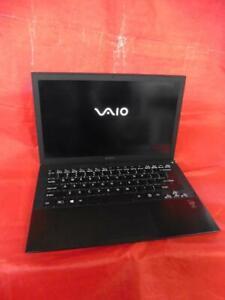 "Sony Vaio 13"" UltraBook Laptop SVP1321GGXBI Win 10 Pro 256GB SSD"